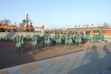 武威09_雷台漢墓広場