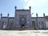 カシュガル05_ユスフ・ハズ・ジャジェブ墓