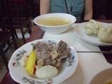 羊肉スープ02@カシュガル