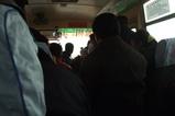 陝北24_楡林(米脂)_行きのバスの中