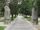 南京_明孝陵2_像の道