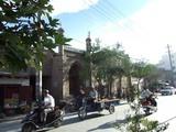 カシュガル02_旧市街にあるモスク