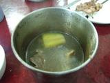 羊肉スープ01@カシュガル