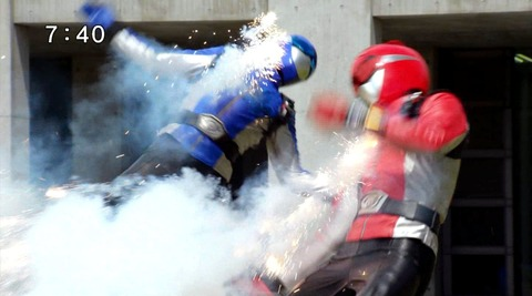 go-busters45