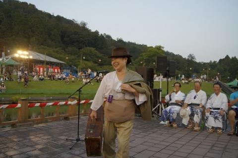 男女逆転なりきりコンテスト竜王町商工会女性部 (50)