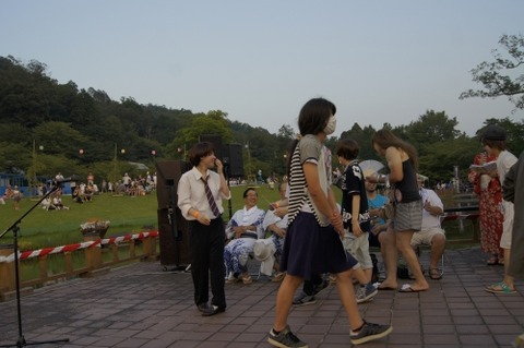 男女逆転なりきりコンテスト竜王町商工会女性部 (46)