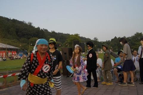 男女逆転なりきりコンテスト竜王町商工会女性部 (44)