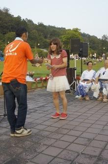 男女逆転なりきりコンテスト竜王町商工会女性部 (29)