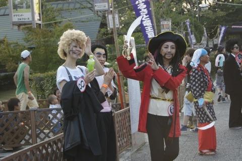 男女逆転なりきりコンテスト竜王町商工会女性部 (17)