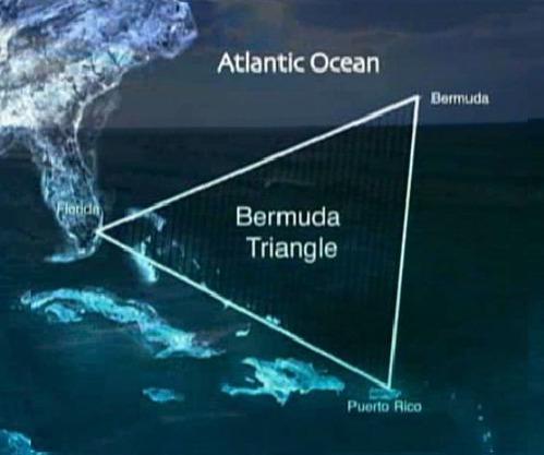 バミューダ トライアングル の 日