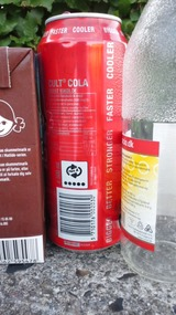 缶・瓶・紙パック