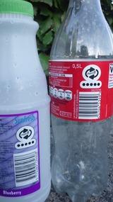 ペットボトル2種