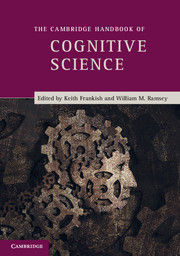 HandbookCognitiveScience
