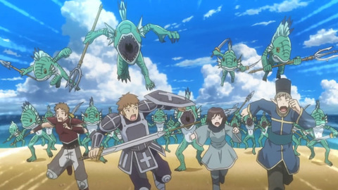 Log Horizon - 15 - Large 42