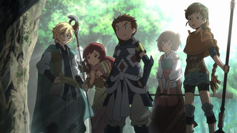 Log Horizon - 12 - Large 26