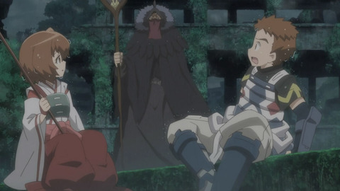 Log Horizon - 08 - Large 16