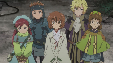 Log Horizon 2 - 24 - Large 31
