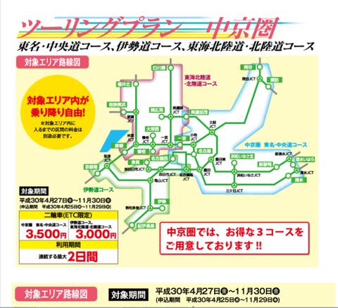 01ツーリングプラン中京圏
