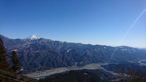 2月身延山久遠寺