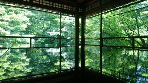 6月京都の奥座敷瑠璃光院