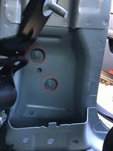 W212,ベンツ,ドア,建付け,調整