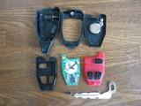 F50,シーマ,DIY,電子キー,電池交換