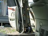 F50,シーマ,DIY,センターピラーロアガーニッシュ,取り外し