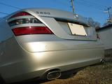 メルセデスベンツ,W221,S600,アイオーク,中古車