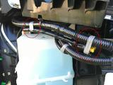 HNT32,エクストレイル,ディーラーオプション,LEDフォグ,取り付け
