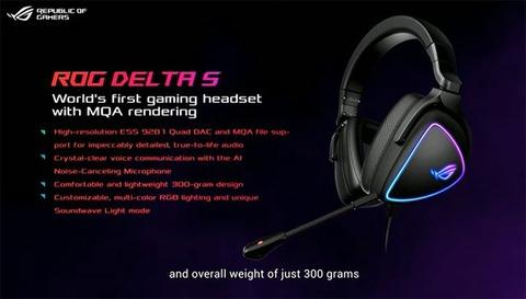 ASUS Delta S