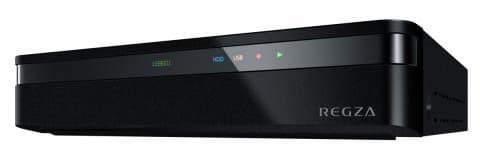 東芝 D-M210 手持ちテレビを全録マシンにするタイムシフトマシンハードディスク