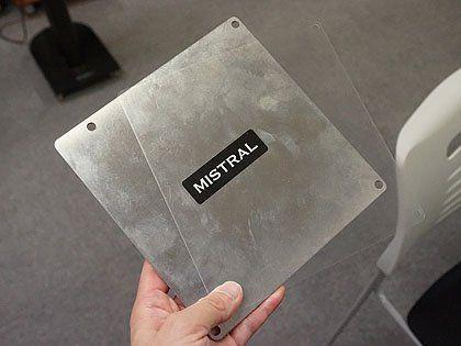 MISTRAL EVA for Mini-ITX