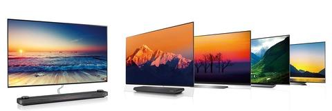 LG OLED TV2018