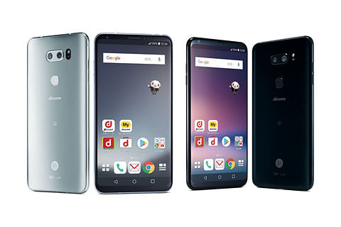 LG V30+ L-01K