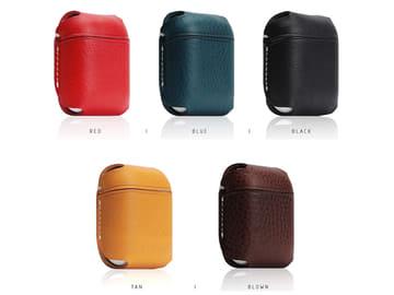 Minerva Box Leather Case