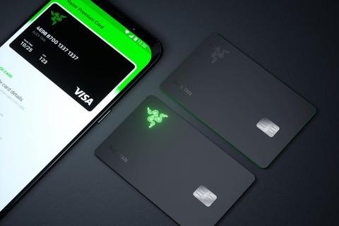 「Razer Card」決済時に光るゲーミングクレジットカード!