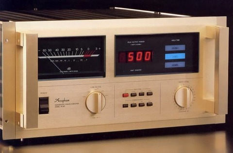 Accuphase+M-100