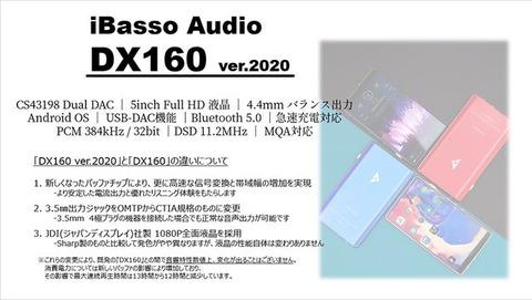 DX160-2020