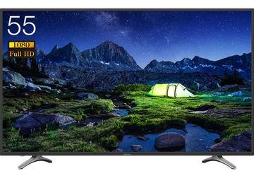 ハイセンス 55K30 、55型フルHD液晶テレビ 価格は!?