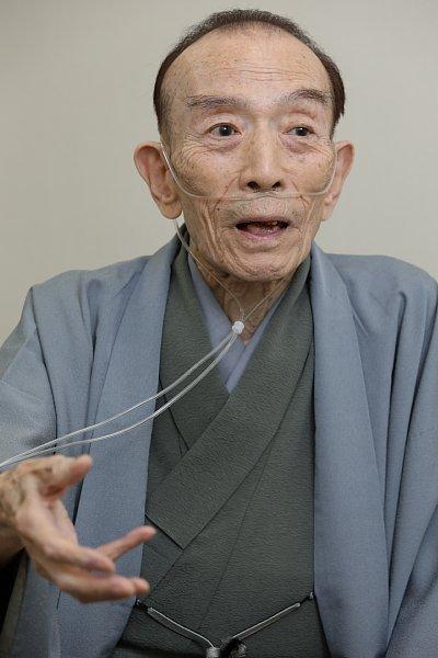 桂歌丸、アキラ100%の芸に「笑われているだけ。ああいう方をテレビに出す方が間違い。」