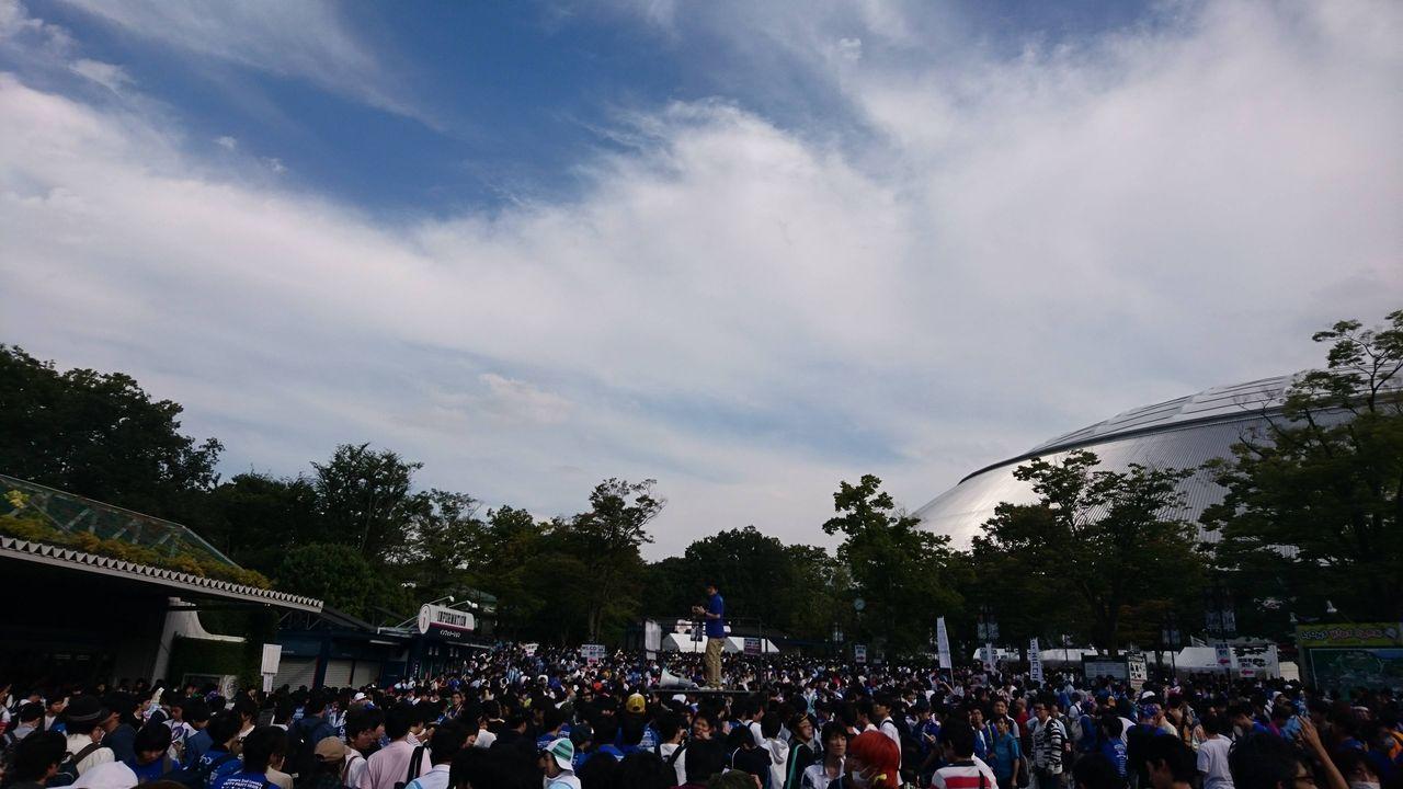 【朗報】西武ドーム超満員wwwwwwwwwwwww