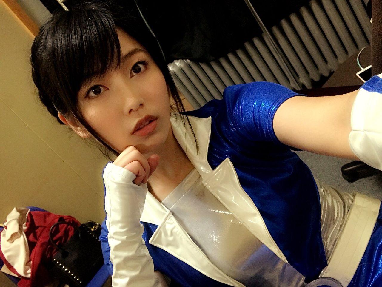 【画像】AKB横山由依さん、爆胸だった