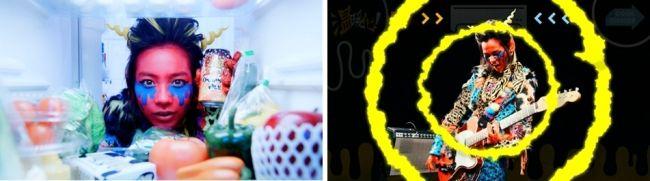 """【環境省】透明感あふれるあの女優が!?まさかの赤鬼に!?「Non温暖化!赤鬼化を止めろ!」を""""のん""""がPR"""