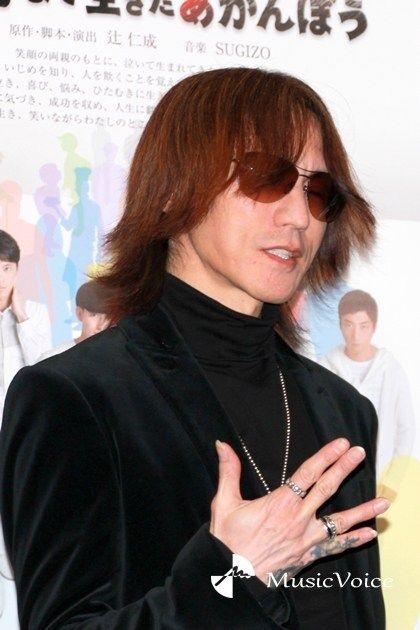 SUGIZO、X JAPANとしての活動に今も葛藤「僕は異物感でしかない」
