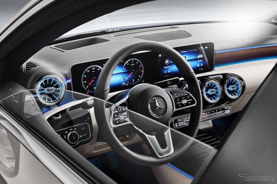 ベンツで一番安い車のインテリアwwwwwwwwwwwwwwwwwwwwwwwwwwwwww