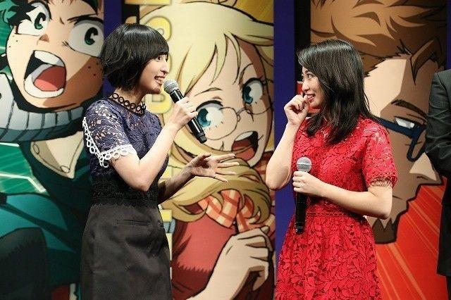 爆乳性優の佐倉綾音さん、女優の志田未来に顔面論破されてしまうwwwwwww