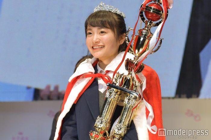 今年の「日本一かわいい女子高生」が決定! 福岡出身の高2・福田愛依(めいめい)さんがグランプリ!