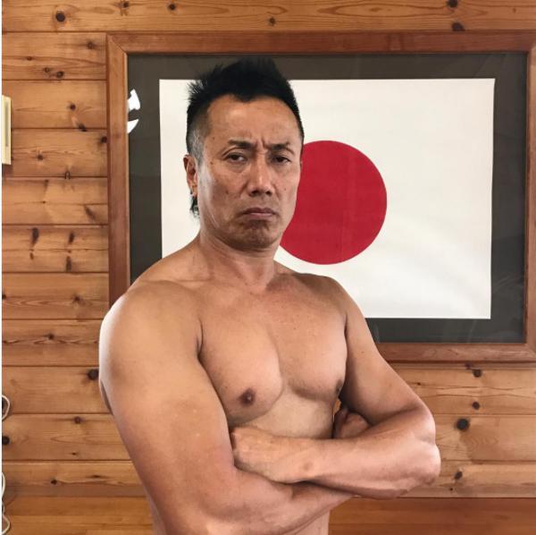 """【すごE】長渕剛 """"プロレスラー""""みたいな肉体美に"""