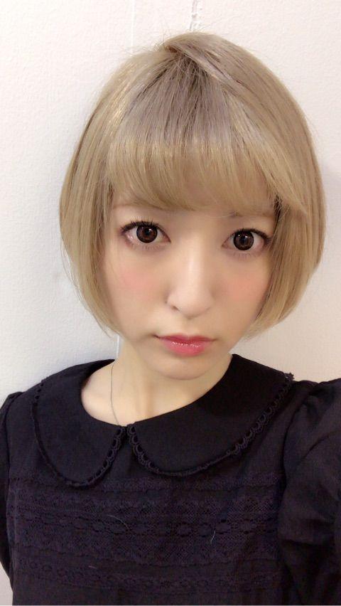 【芸能】神田沙也加 25cm断髪ショートに反響…「結婚式後に切りたくて」