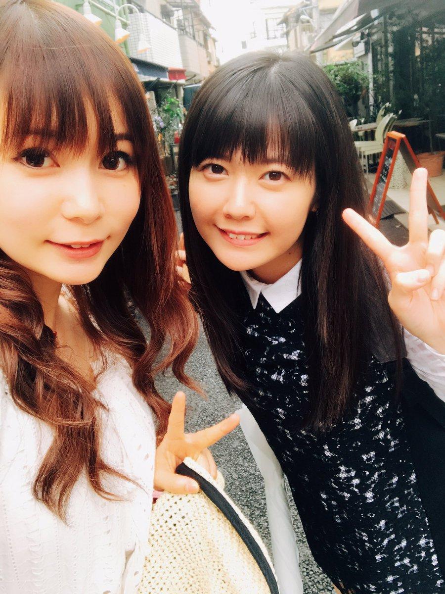 【悲報】美人声優の竹達彩奈さん、中川翔子さんとランチしてしまうwwwwwwwwwww